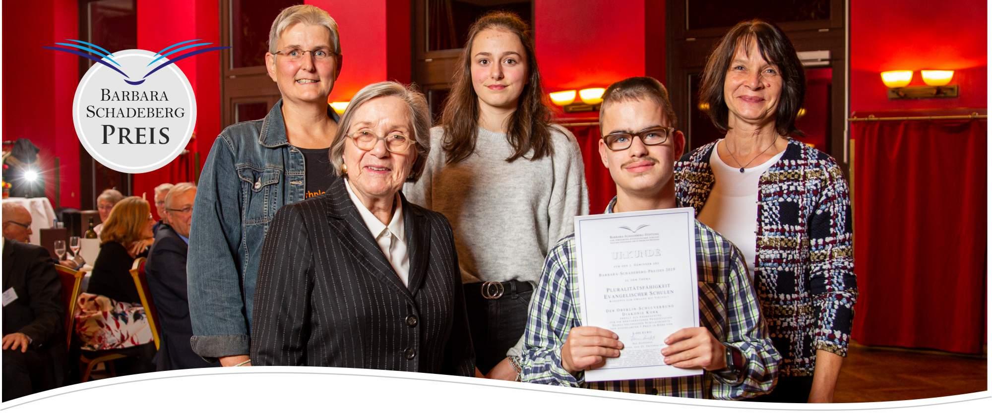 Barbara-Schadeberg-Preis 2019 | 1. Platz