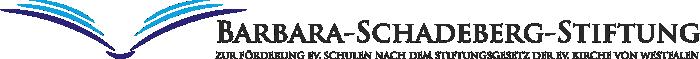 Barbara-Schadeberg-Stiftung Logo