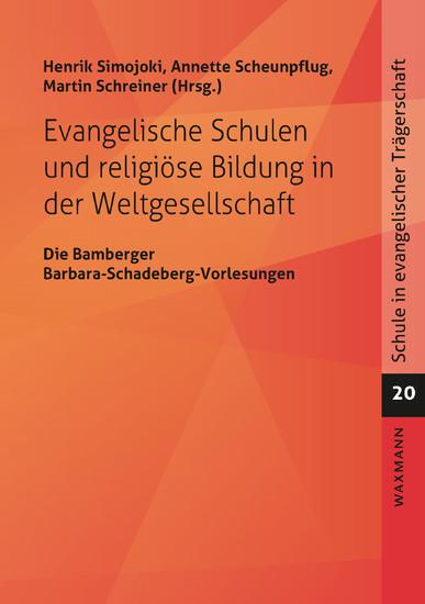 Die Bamberger Barbara-Schadeberg-Vorlesungen
