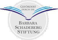 Siegel - Barbara Schadeberg Stiftung - nur autorisierte Nutzung