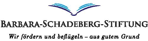 Barbara-Schadeberg-Stiftung - Logo Claim