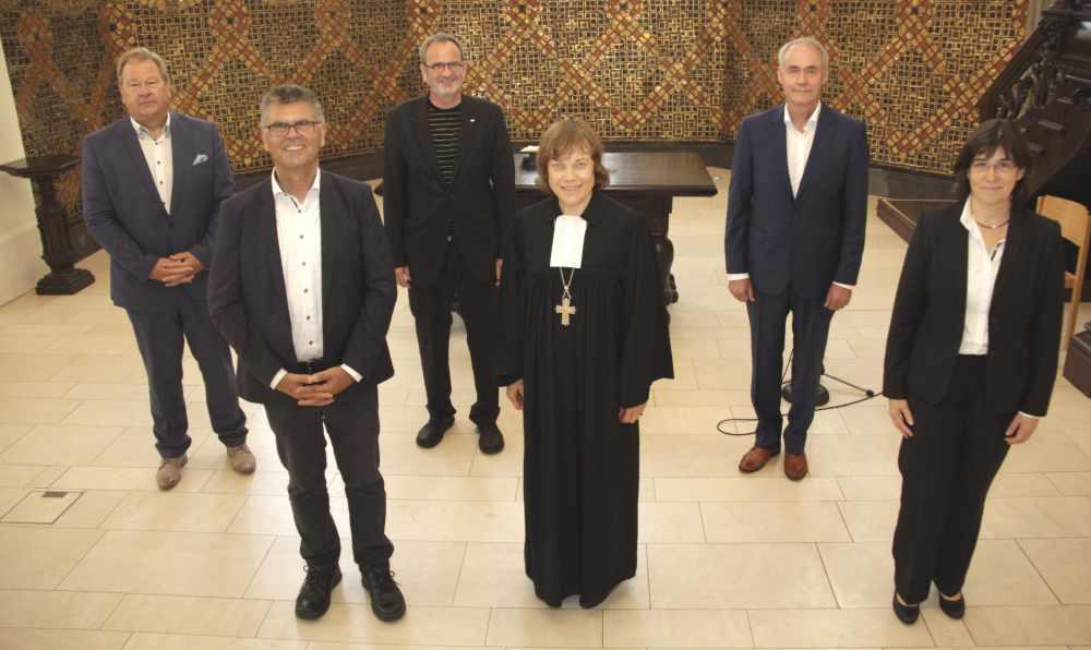 Neue Pädagogische Dezernentin der Ev. Landeskirche Westfalen