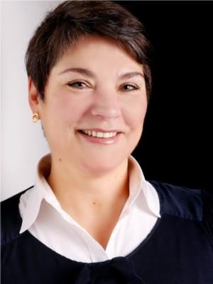 Anke Holl - Vorstandsmitglied Barbara-Schadeberg-Stiftung