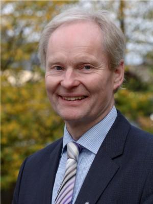 Prof. Dr. Martin Schreiner - 1. Vorsitzender im Vorstand Barbara-Schadeberg-Stiftung