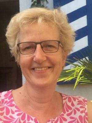 Sabine Ulrich - Vorstandsmitglied Barbara-Schadeberg-Stiftung