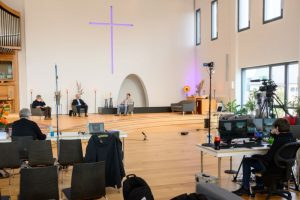 Schüler*innen-Kongress in der Immanuelskirche