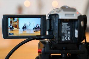 Die digitale Live-Übertragung aus der Immanuelskirche war der pandemischen Situation geschuldet