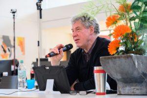 Volkhard Trust, geschäftsführender Vorstand der Barbara-Schadeberg-Stiftung