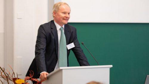 Martin Schreiner, 1. Vorsitzender der Barbara Schadeberg Stiftung